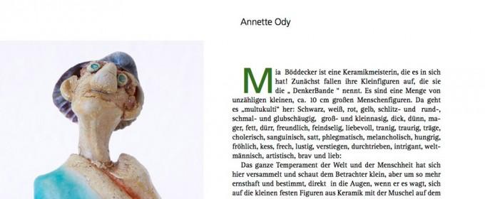 Portrait Neue Keramik Heft 2/17